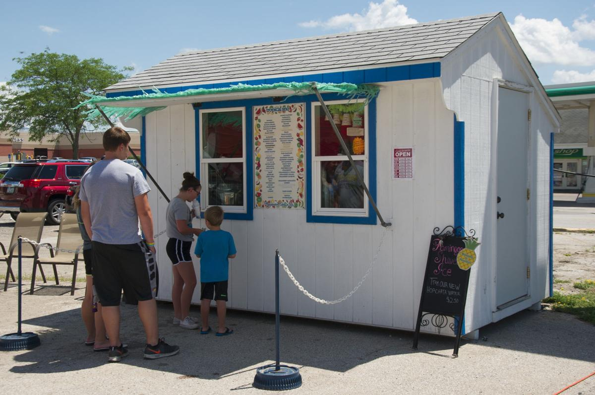 Shaved Ice Business That Began In A Clroom Expands To