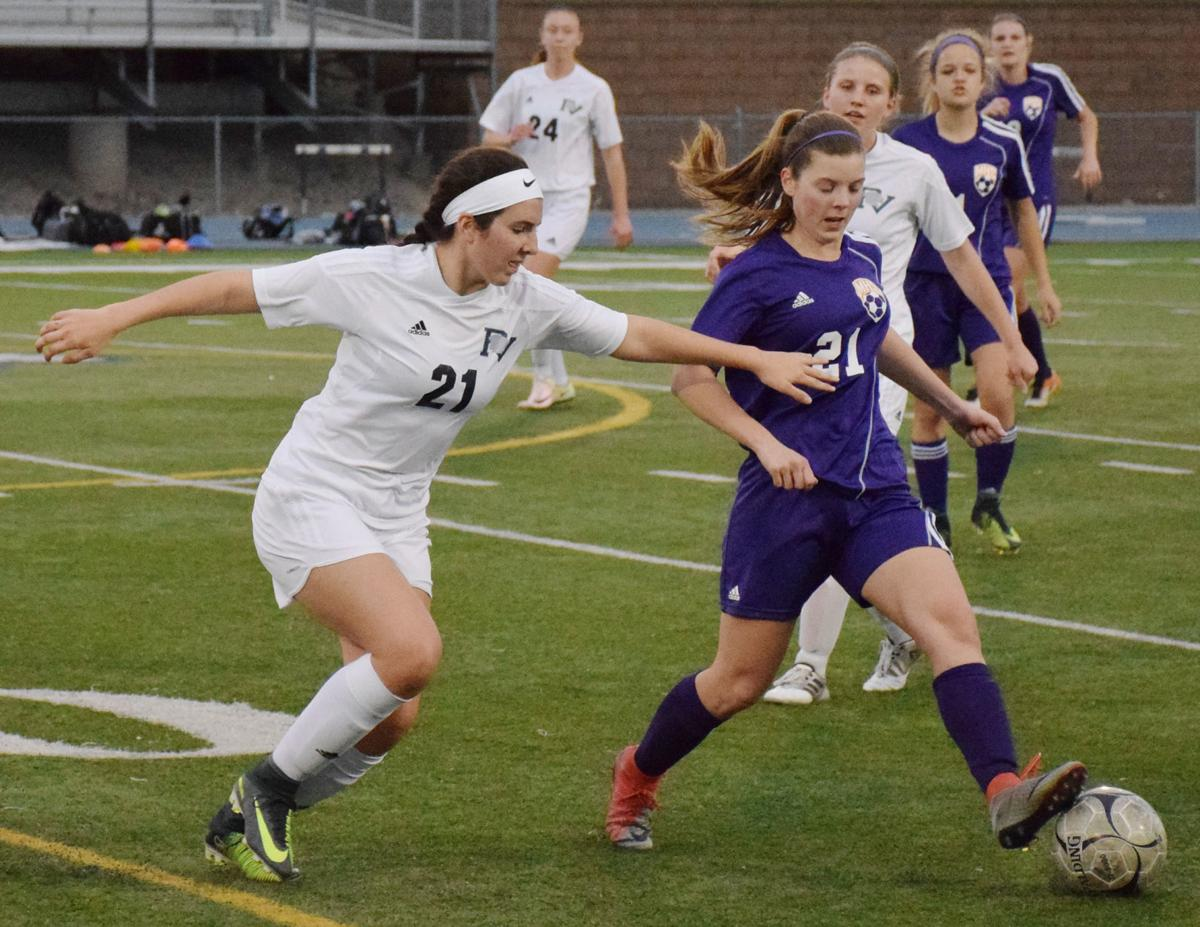 Muskie girls soccer has new roster, same goals for 2018