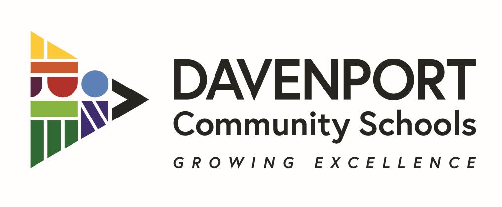 Davenport Community Schools Logo
