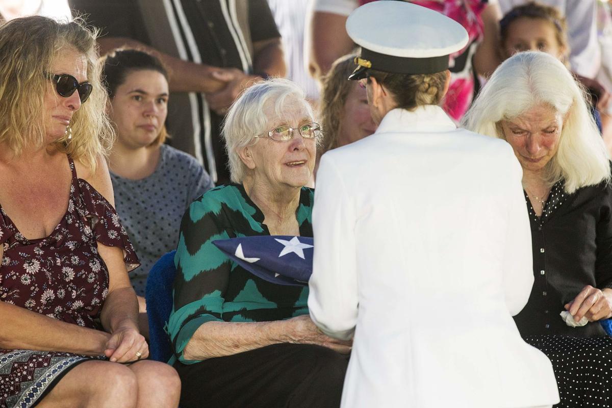 Cedar Rapids sailor killed in Pearl Harbor put to rest