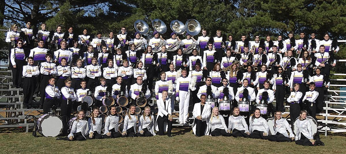 2015 Mighty Muskie Marching Band