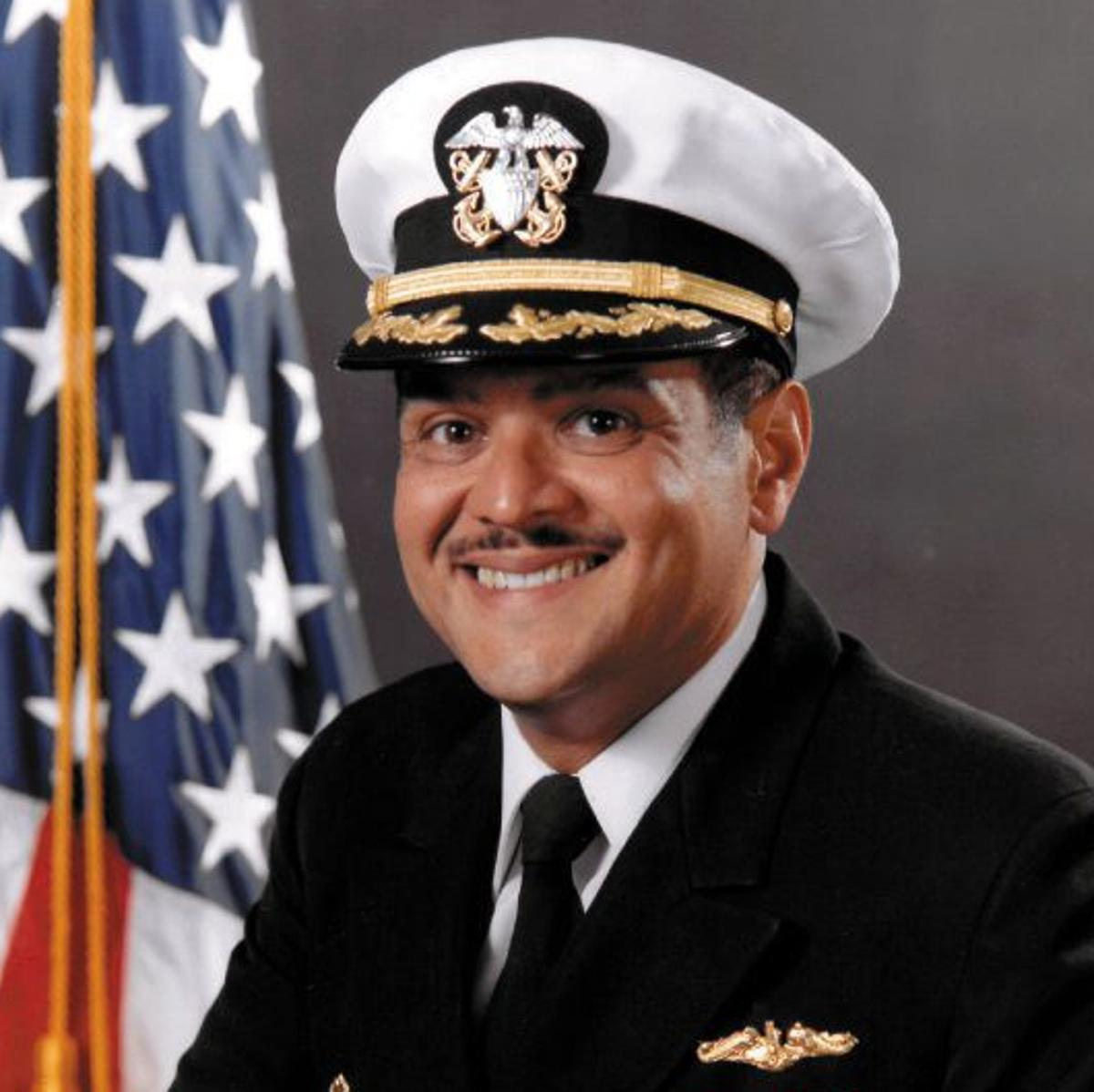 History-making Tzomes was first African-American to command