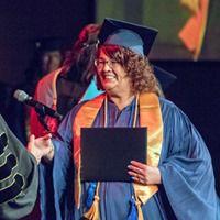 Sherrilynn graduation