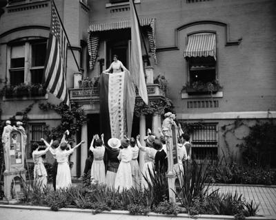 19th Amendment Ratification