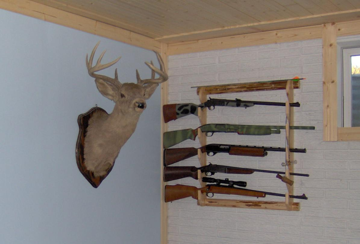 Wisconsin buck