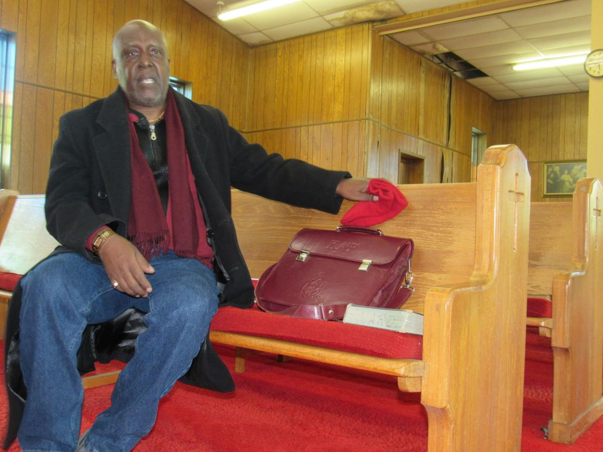 Retired pastor wants to bring church back to life