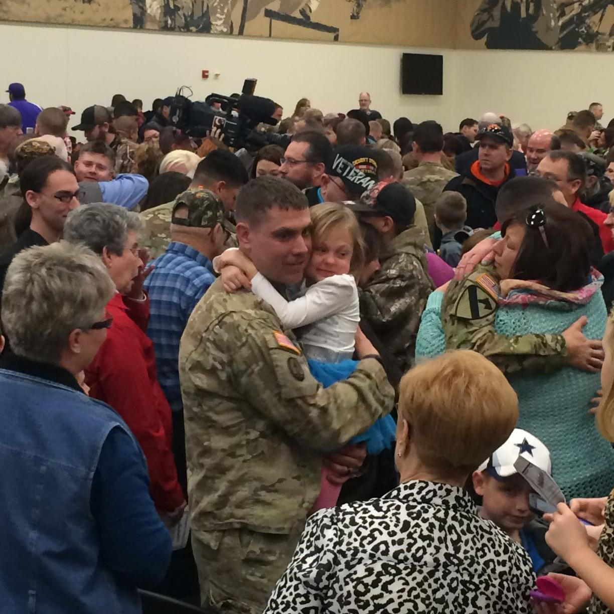 Last Oklahoma soldiers return from Afghanistan | Oklahoma
