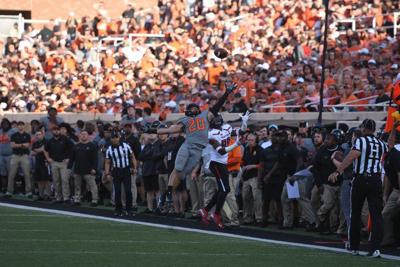 Delving into depth chart for Oklahoma State