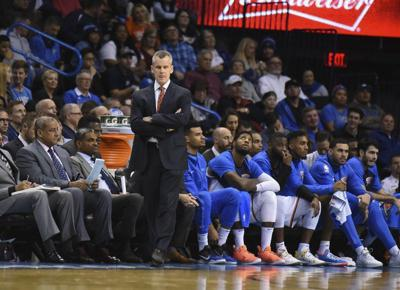 Horning: In my head, the Thunder cannot tank