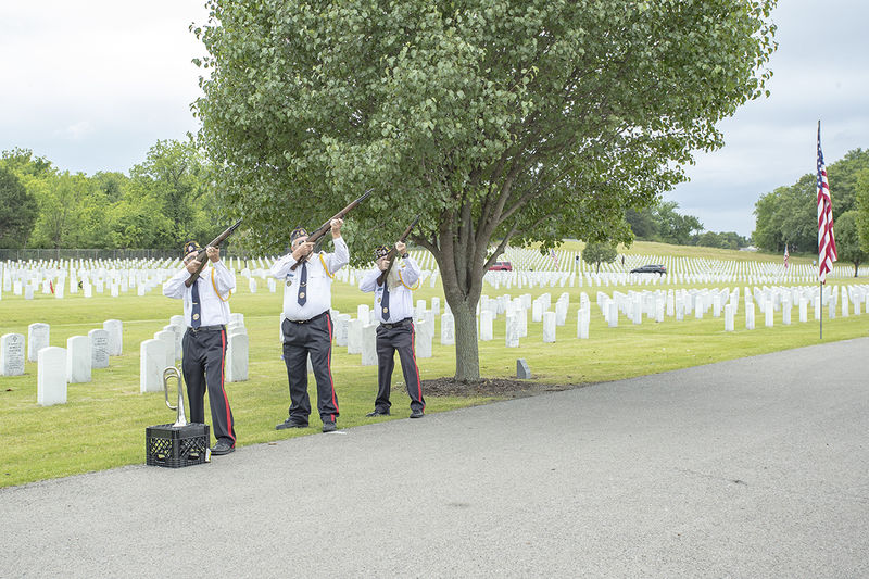 Fort Gibson National Cemetery holds Memorial Day Ceremony