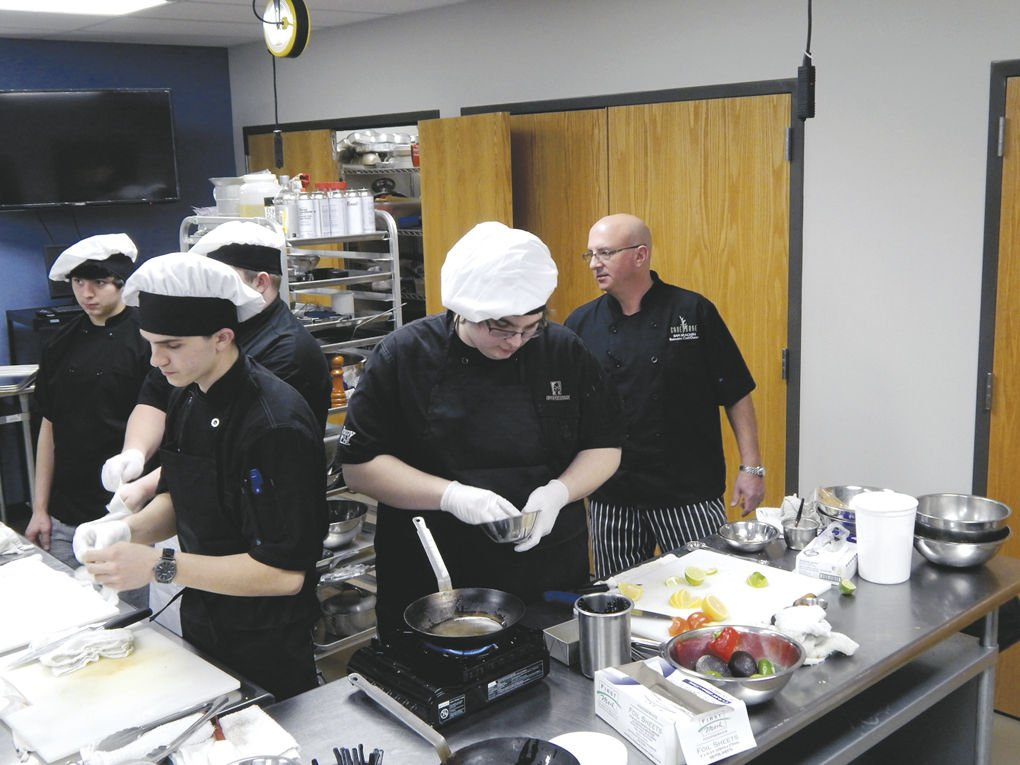 ICTC culinary instructor feels warmth | Local News | muskogeephoenix.com
