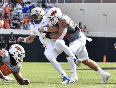 Brown's kickoff return touchdown ignites late spark for OSU in victory against Tulsa  (copy)