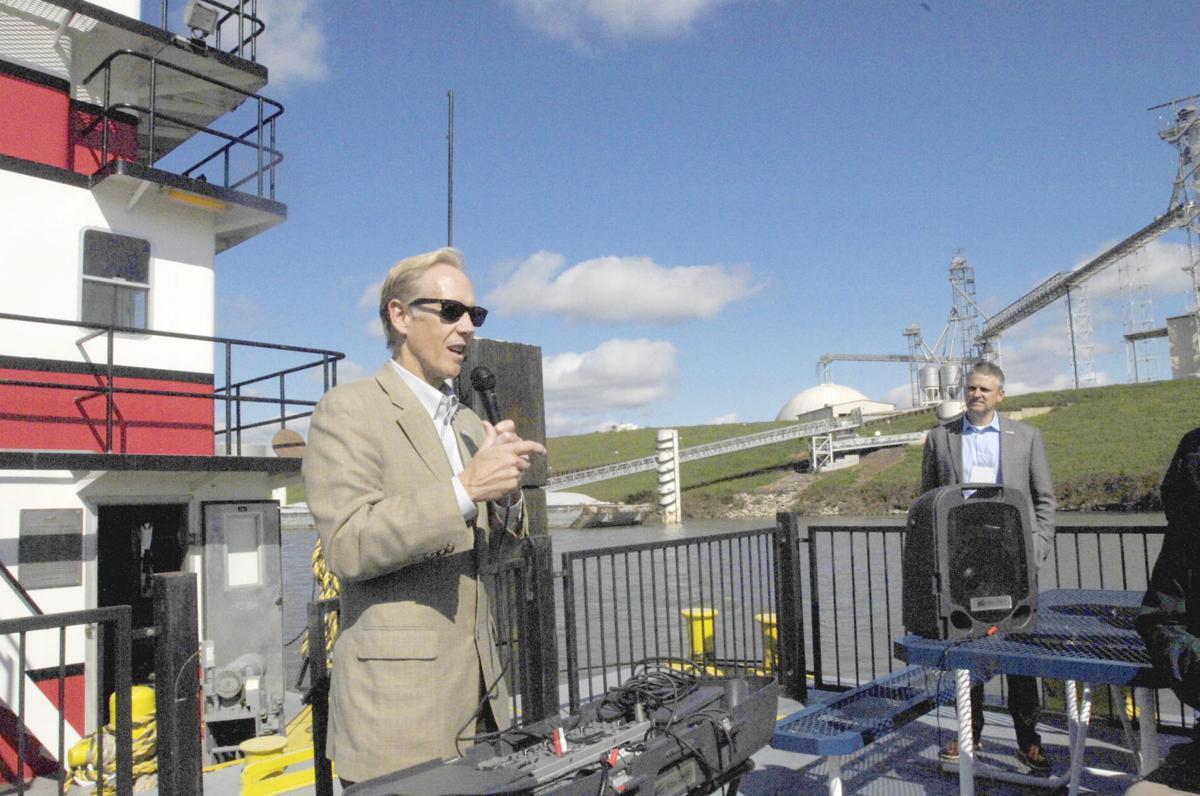 Officials cite benefits, needs of inland waterways