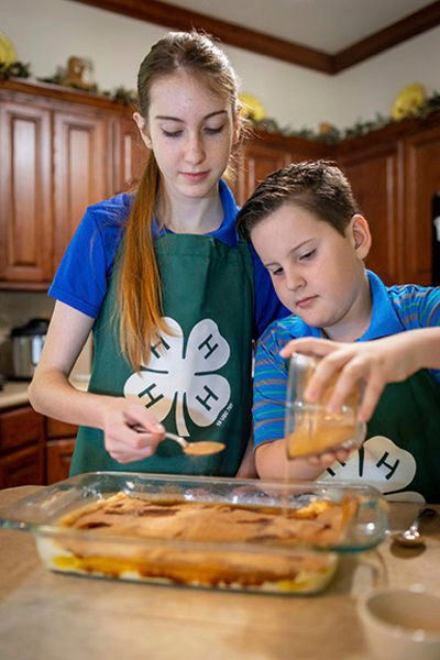 Food, Fun, 4-H program gets youth in the kitchen