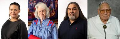 Cherokee National Treasures announced