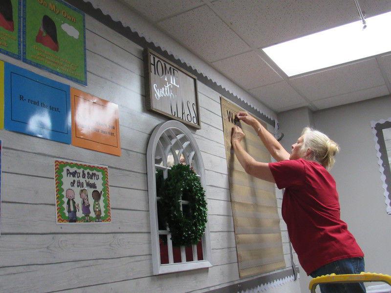 Educators prepare for students' return