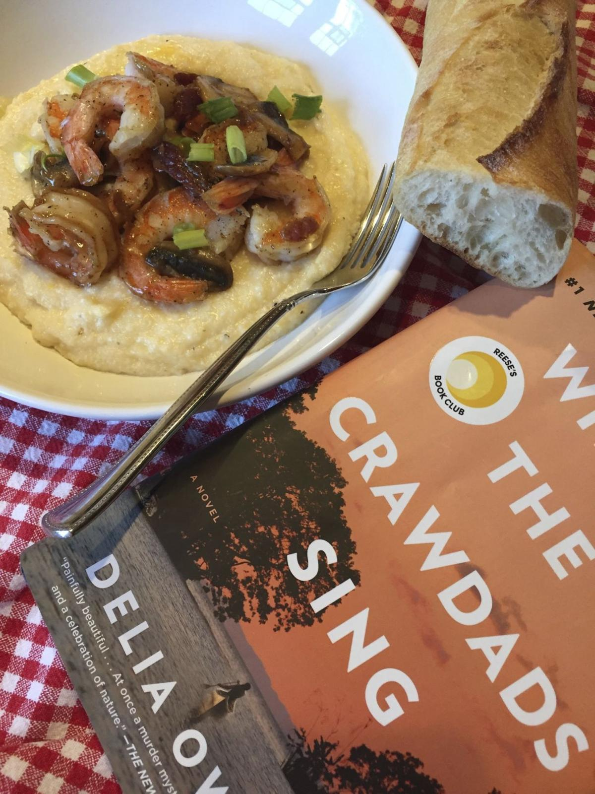 "Food by the Book: ""Where the Crawdads Sing"""