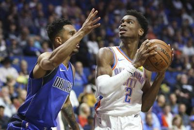 OKC Thunder: From SGA to Bazley, lots of good stuff nets victory over Mavs