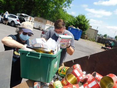 Muskogee recycling center profits lower cost for citizens