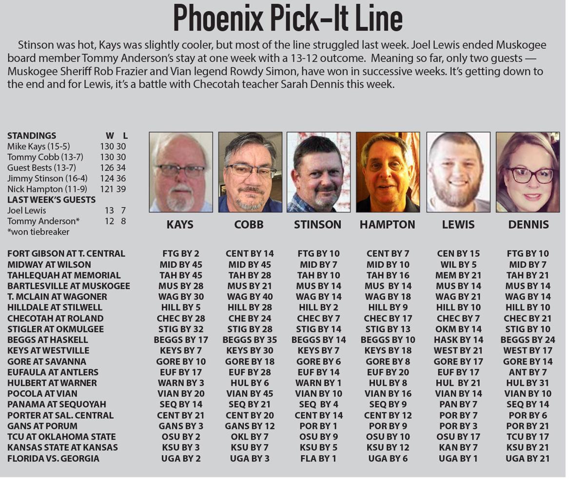 Pick It Line