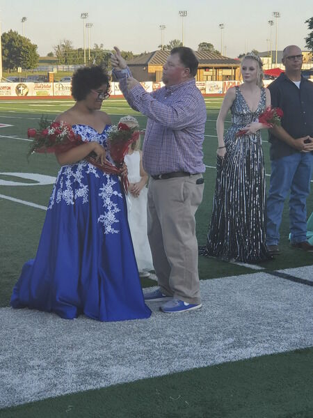 Homecoming goes on with social distancing