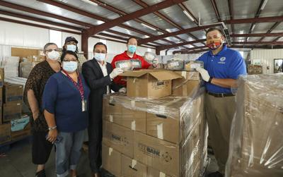 Cherokee Nation distributes more than 13,000 ready-made meals to Cherokee elders