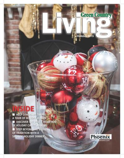 Green Country Living Holiday 2015