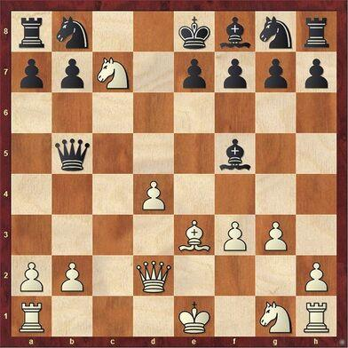 Chess Corner: Pin and fork