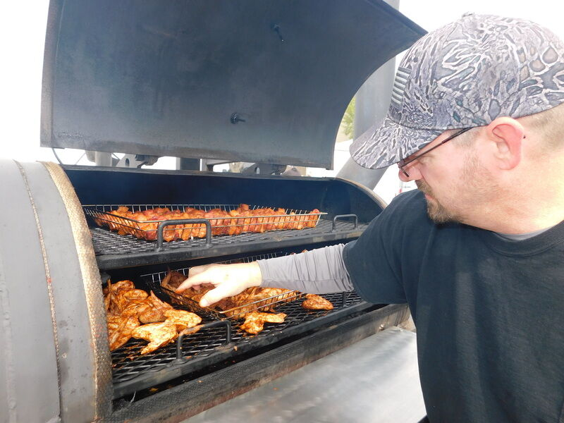 Chili & BBQ Cook-off moved to Hatbox Field