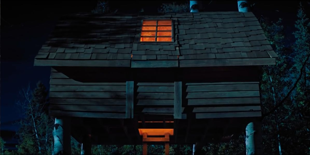 Image result for hereditary film tree house