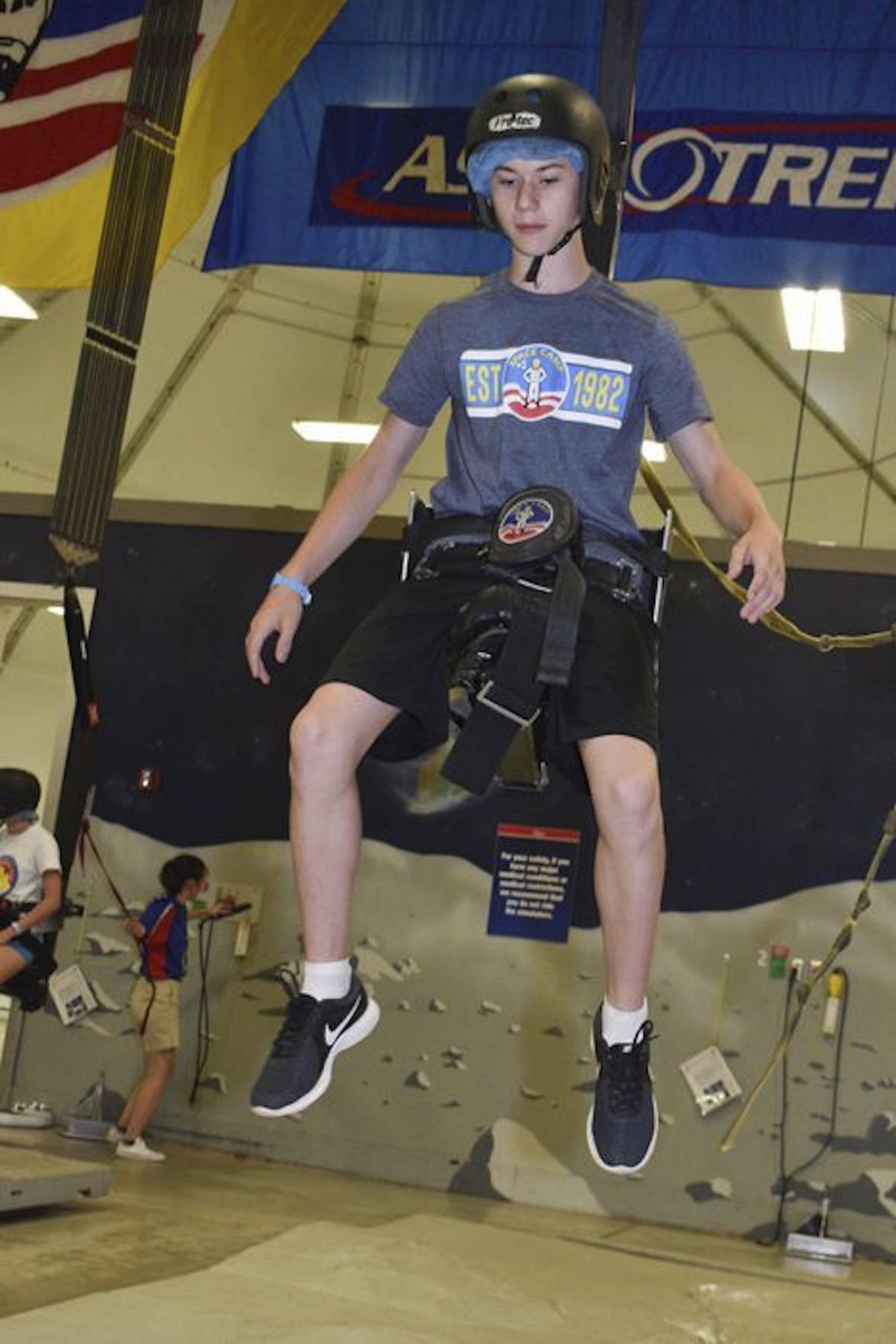 Local student attends Space Camp