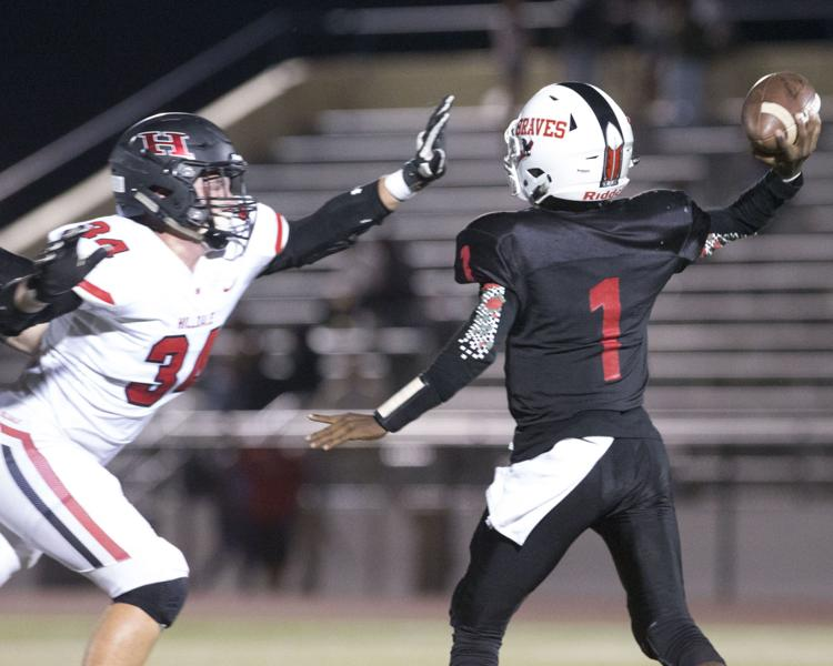 Hilldale hammers Central