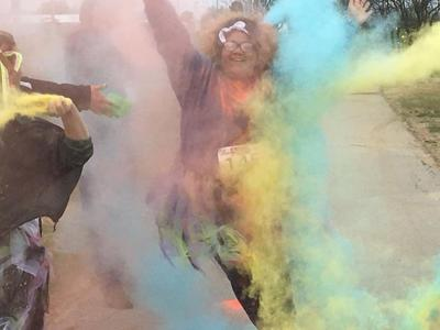 Color Run, Walk-A-Thon to benefit Freedom House Adult and Teen Challenge