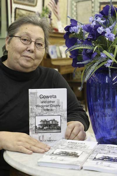 Historian, retired journalist Liz McMahan dies