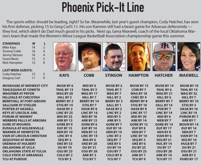 Pick It LIne, Week 2