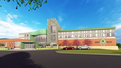 NSU plans new optometry college facility