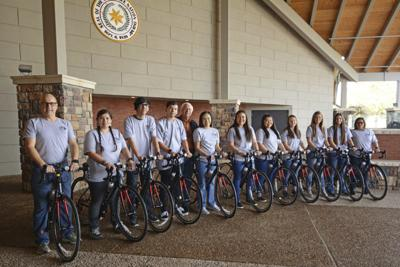 Cyclists selected for Remember the Removal Bike Ride