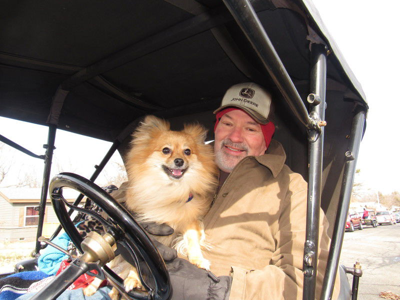 Okie from Muskogee: Couple enjoys cars, pets