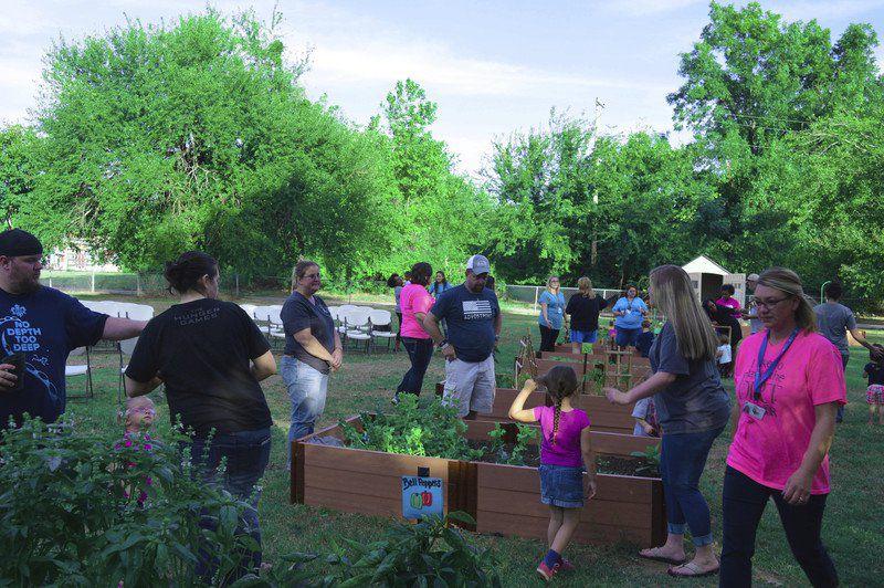 Children\'s Garden a hit with kids   News   muskogeephoenix.com