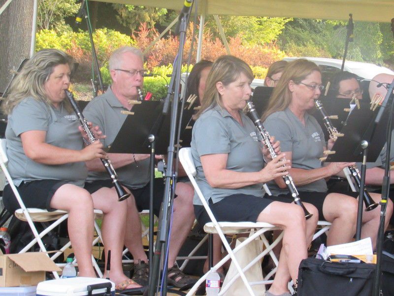 American composers' music featured at Symphony in the Park