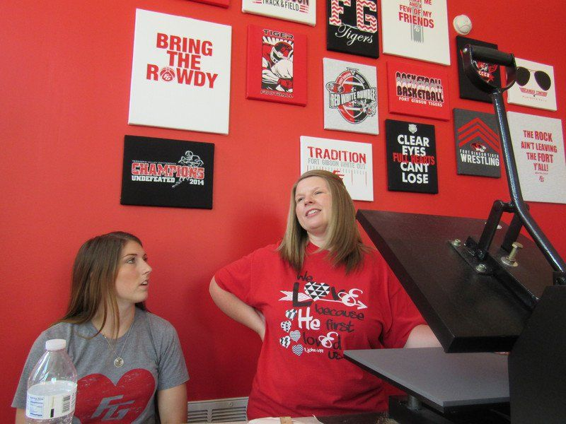 In Fort Gibson, it's all about the Tigers