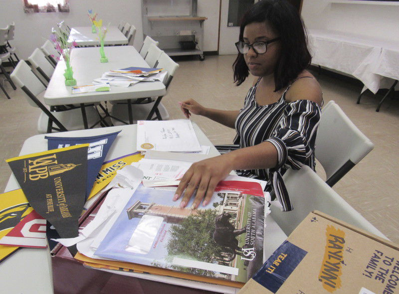MHS Valedictorian chooses college after 64 offers roll in