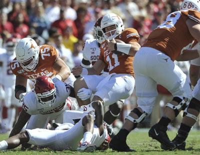 OU-Texas by the numbers