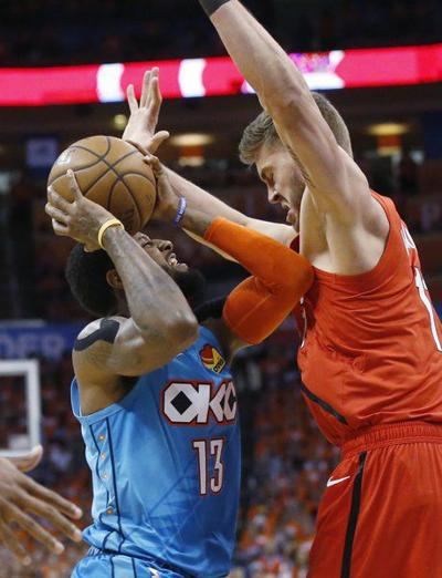 THUNDER:Force it or let it happen?Georgeseeking right balance