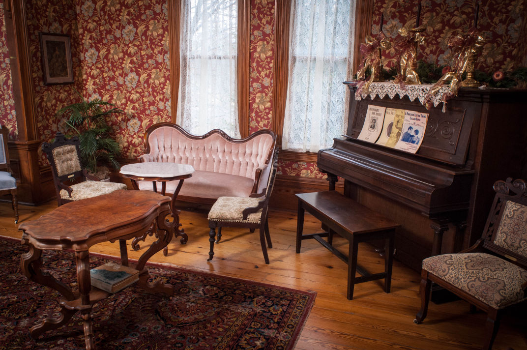 Music in drawing room