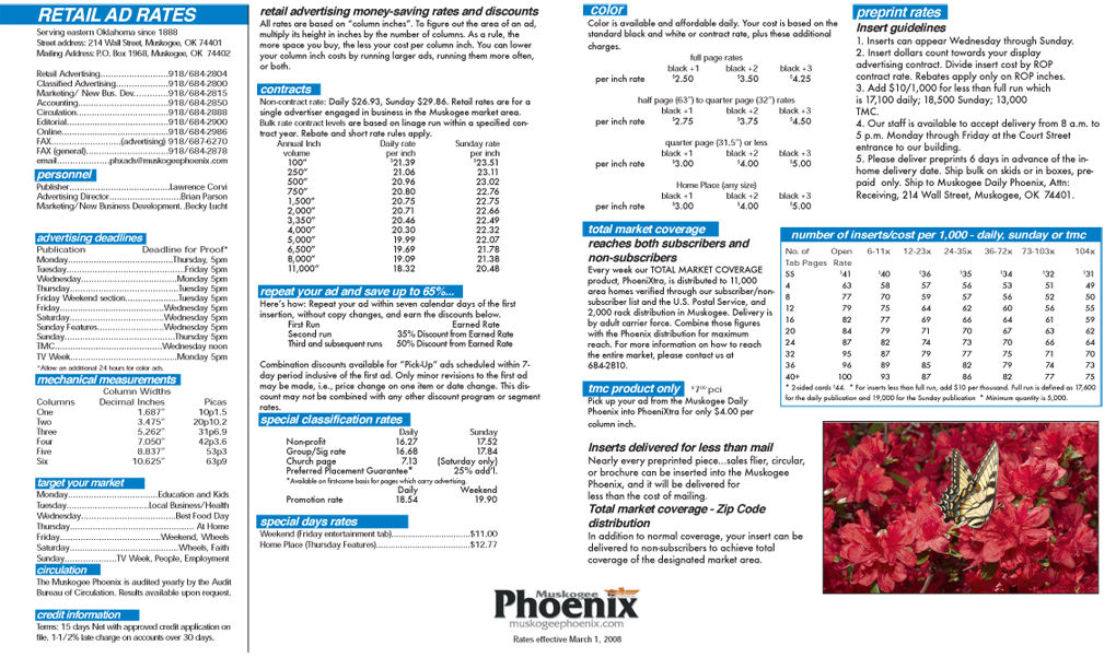 Muskogee Phoenix Newspaper Images Diagram Writing Sample And Guide