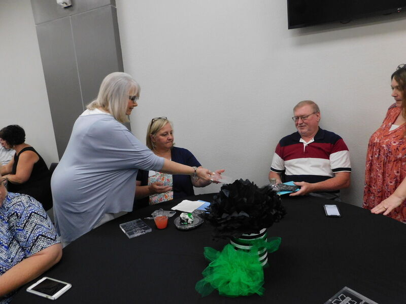 Retiring MPS employees honored
