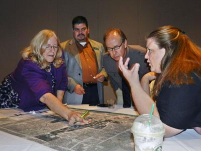 Nsu Tahlequah Campus Map.Nsu Students Staff Offer Visions Of Future Archives