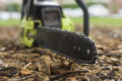 Storm cleanup requires chainsaw caution, safety