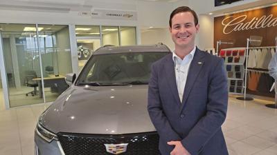 Chevrolet/Cadillac dealership brings in new owner